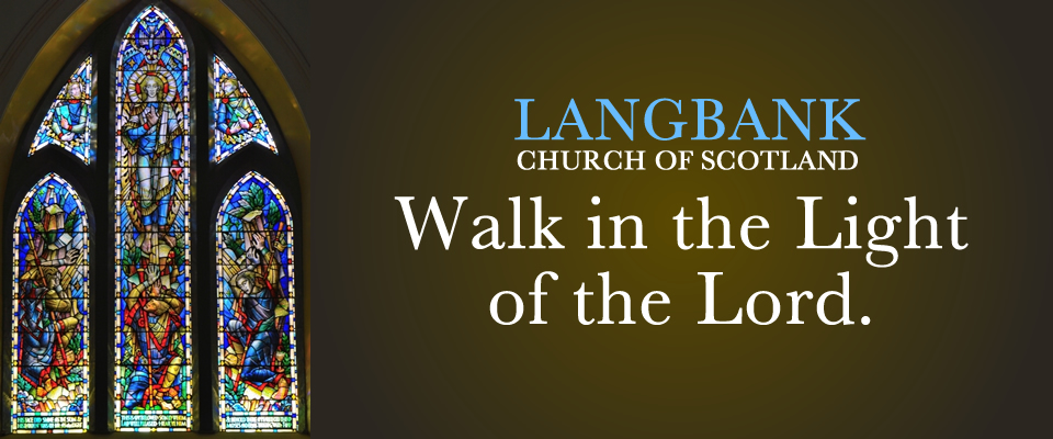 walk in the light of the lord